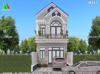 nhà phố 2 tầng đẹp Đồng Nai